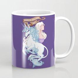 Where do unicorns go? Coffee Mug