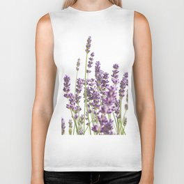 Purple Lavender #3 #decor #art #society6 Biker Tank