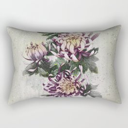 there will always be flowers Rectangular Pillow