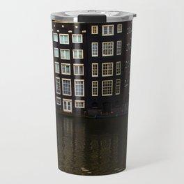 Postcards from Amsterdam Travel Mug