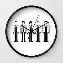 The Hives Wall Clock