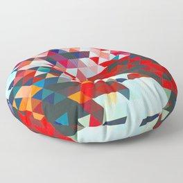 Geometrico #geometrical #abstract Floor Pillow