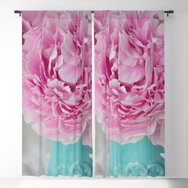 Peony Afternoon 3 Blackout Curtain