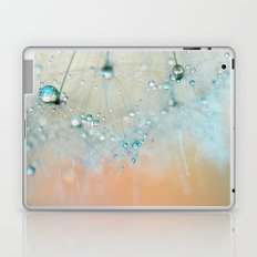 dandelion blue III Laptop & iPad Skin