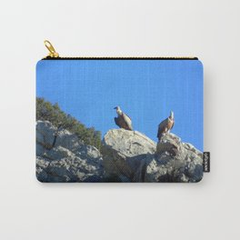 Three vultures Carry-All Pouch