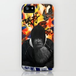 The Issue iPhone Case