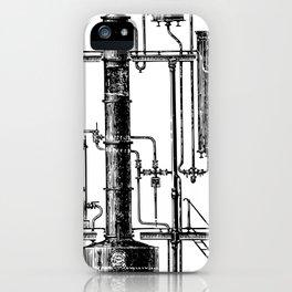 Brockhaus-Efron Distillery 6 iPhone Case