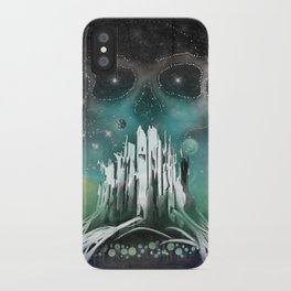 Expansion Volume VI Poster iPhone Case