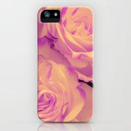 Romantic roses(5). iPhone Case