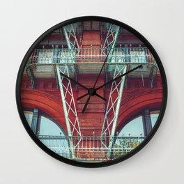 Soho XII Wall Clock
