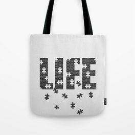 Lets Play a Game Tote Bag