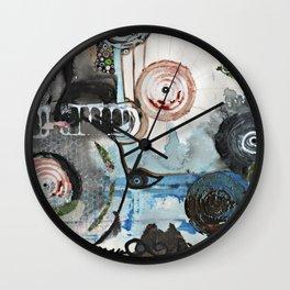 A New Paradigm Wall Clock