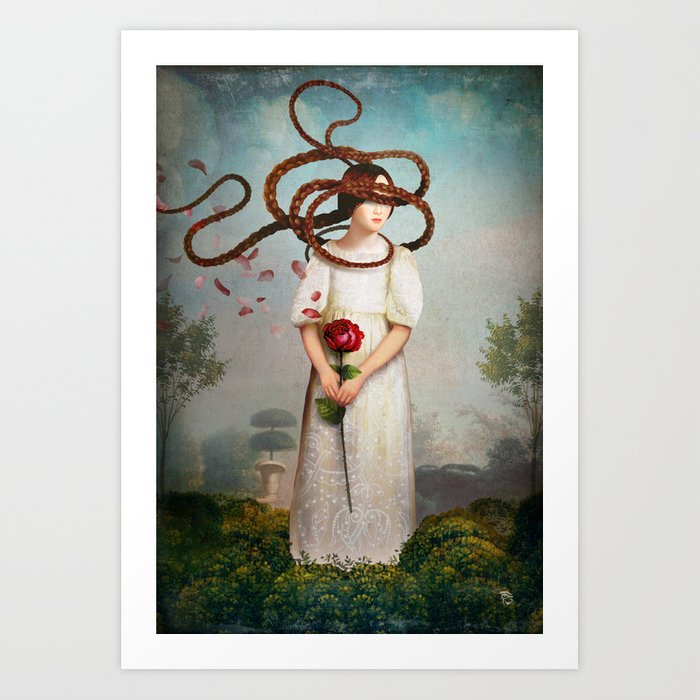 Discover the motif WAITING FOR YOU by Christian Schloe as a print at TOPPOSTER