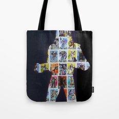 Cut StarWars Collage 5 Tote Bag
