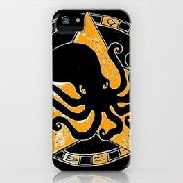 Cephalopod God iPhone Case