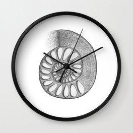 gyre Wall Clock