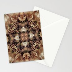 Fet Up and Folded  Stationery Cards
