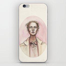 Agatha iPhone Skin