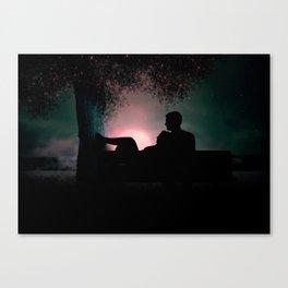 starry night_37 Canvas Print