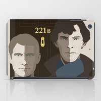 gothic iPad Cases featuring British Gothic by Danny Haas