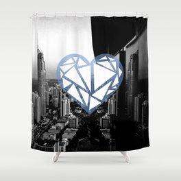 Paradise // #GoldCoastSeries Shower Curtain