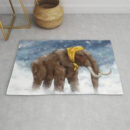 Babushka Mammoth Rug