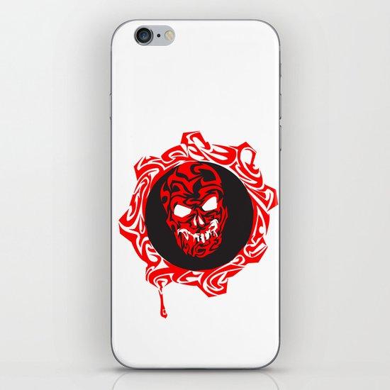 Gears Of War Design iPhone & iPod Skin