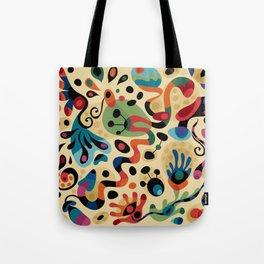 Wobbly Life Tote Bag