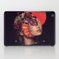 bride iPad Cases featuring the bride by Peg Essert