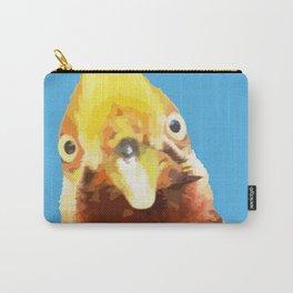 PEEK A BOO BIRD Carry-All Pouch