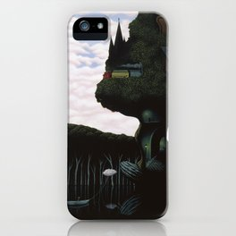 The Remembering Tree iPhone Case