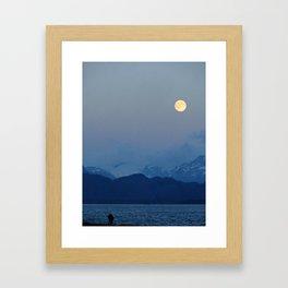 Perigee Framed Art Print