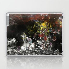 Let it out Laptop & iPad Skin