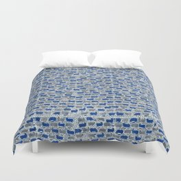 The ancients - sacred histories Duvet Cover