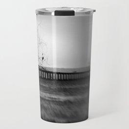 severn Crossing Lensbaby 03 - Severn Beach Travel Mug