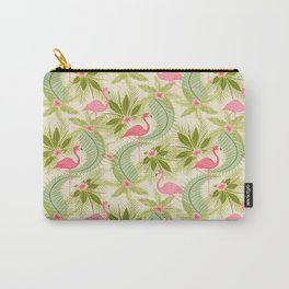 Flamingo Paradiso Carry-All Pouch