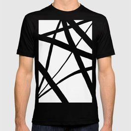 A Harmony of Lines and Shapes T-shirt