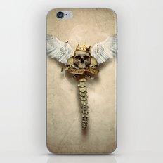 Debitum Naturae iPhone & iPod Skin