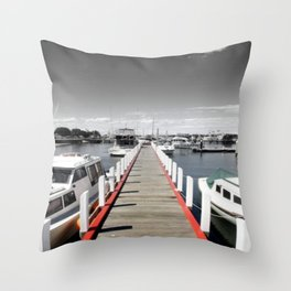 Pier Throw Pillow