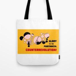 Counterrevolution Tote Bag