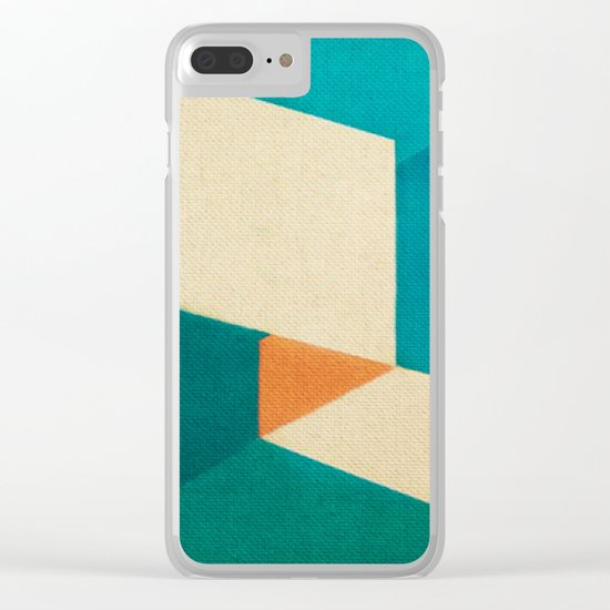 Direction Change 7 Clear iPhone Case