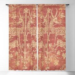 Deer Tapestry Blackout Curtain