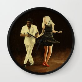 Sonny and Margaret Wall Clock