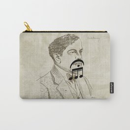 Claude Debussy Carry-All Pouch