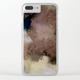 Natural Expressions 9 Clear iPhone Case