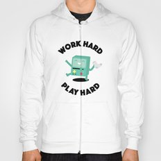 Work Hard, Play BMO Hoody