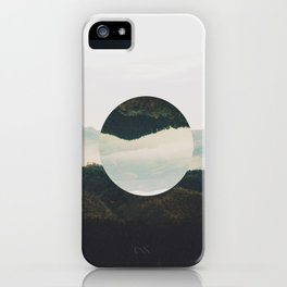 Up side down iPhone Case