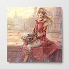 Final Fantasy XIV - Lyse Metal Print