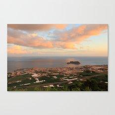 Vila Franca do Campo Canvas Print