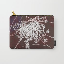 Intricate  Carry-All Pouch